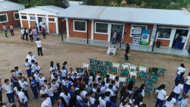 Photo of La Gobernación de Boquerón inaugura mas obras en el Departamento.