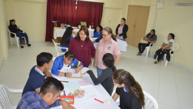 Photo of Alumnos de Boquerón formaron parte en la Elaboración del Plan Departamental de NNA 2020-2023.