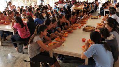 Photo of Mas de 11.000 alumnos reciben almuerzo, merienda y cena Escolar en Boquerón.