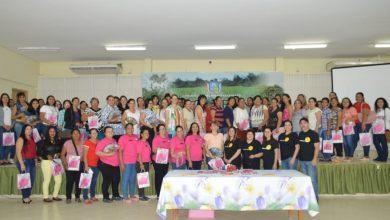 Photo of El Despacho de la Primera Dama de la Gobernación de Boquerón homenajea a las mujeres por su día