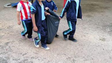 Photo of Se realizó la Minga Ambiental impulsada por la Gobernación de Boquerón.